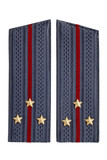 Senior Lieutenant of the Soviet police