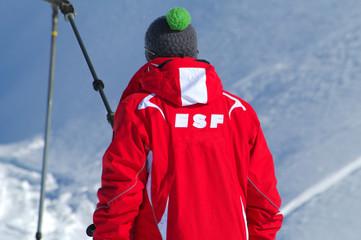 moniteur de ski - france