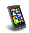 Social Media Apps on Smartphone