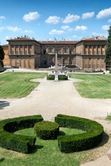 View from Pitti palace