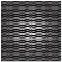 background with seamless circle perforated