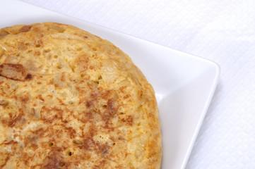Tortilla emplatada