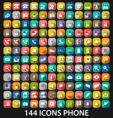 Set phone icon