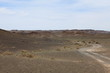 Leinwandbild Motiv Die unendlich weite Steppe der Mongolei