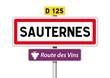 Route des Vins - Sauternes
