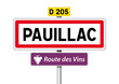 Route des Vins - Pauillac