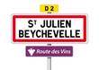 Route des Vins - Saint Julien