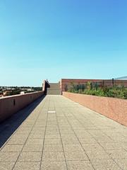 toit du Corum à Montpellier