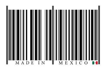 Mexico Barcode