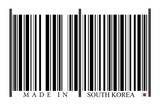 Republic of Korea Barcode