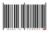 Turkey Barcode