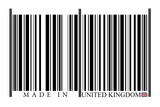 United Kingdom Barcode
