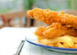 Fish and chips - 61119314