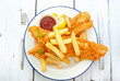 Fish and chips - 61119349