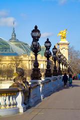 Pont Alexandre 3, Paris