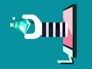 hacker snatch Diamond