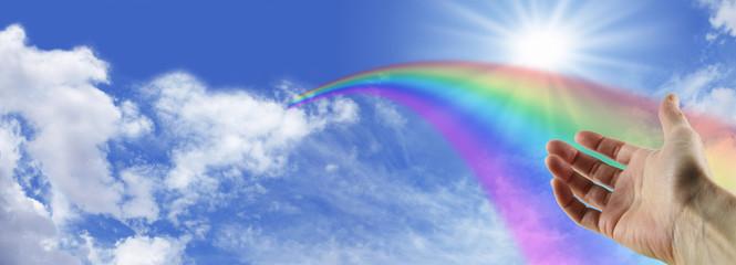 Vanishing Rainbow