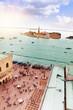 San Giorgio and San Marco panorama