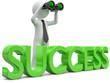 Fernglas Success