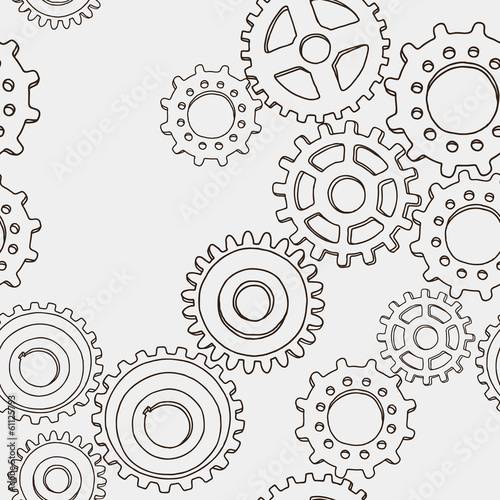 pattern of gearing