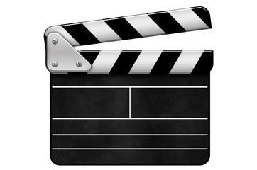 Regieklappe, Movie Clapper, Filmklappe