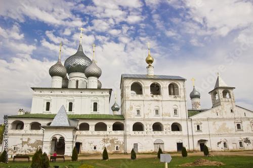 Russian orthodox monastery in Uglich