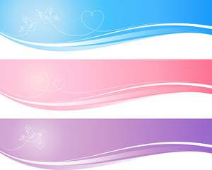 banners_dove