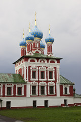 Cathedral of St. Demetrius on the Spilled Blood, Uglich