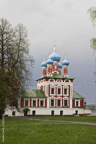Church of St. Demetrius on the Spilled Blood, Uglich