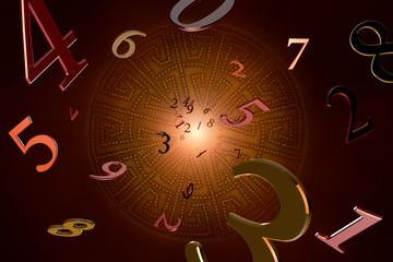 Нумерология (магические знания) .
