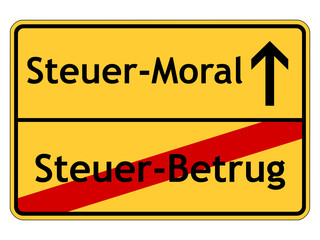 Steuer-Moral