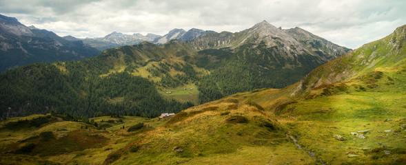 Alpenpanorama Obertauern (Österreich)
