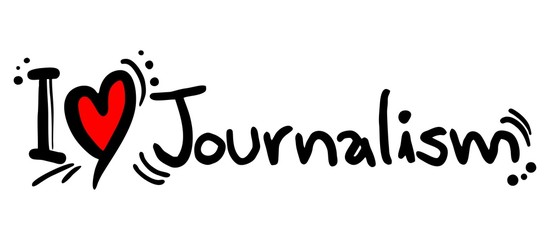Journalism love