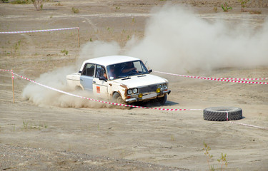 Trial on sports cars
