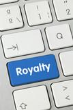 Royalty. Keyboard poster