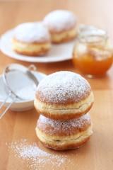 Krapfen - Bismarck doughnuts