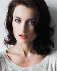 beautyful woman portrait