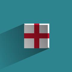England. Vetor format