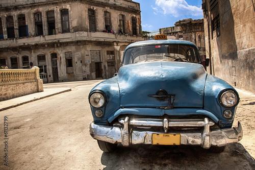 Cuba Car - 61132799