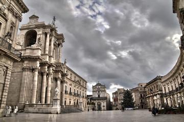 Piazza Duomo-Siracusa