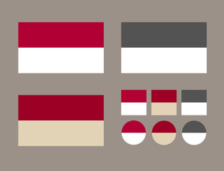 Bali. Vector format