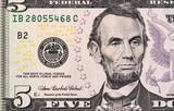five dollars bill fragment new edition macro