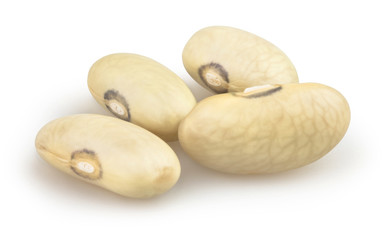 beans isolated