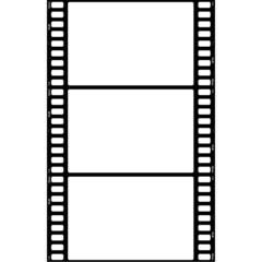 Filmstreifen 3x