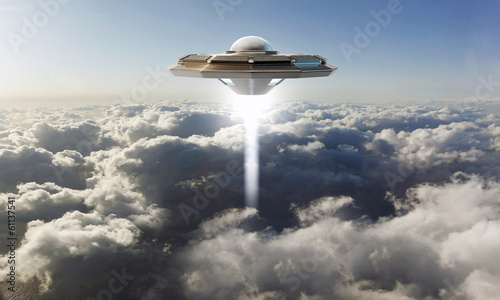 unidentified flying object - 61137541