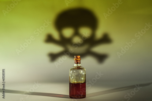 Old drug in a bottle