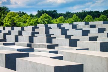 Holocaust momorial in Berlin