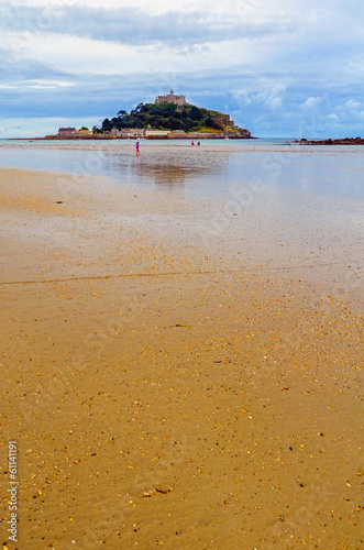 canvas print picture St. Michael's Mount