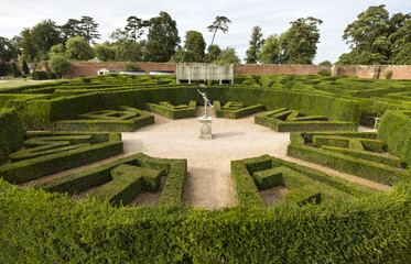 Bleinheim Palace maze, Oxfordshire, United Kingdom