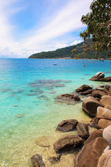 Perhentian Island, Besar, Malaysia